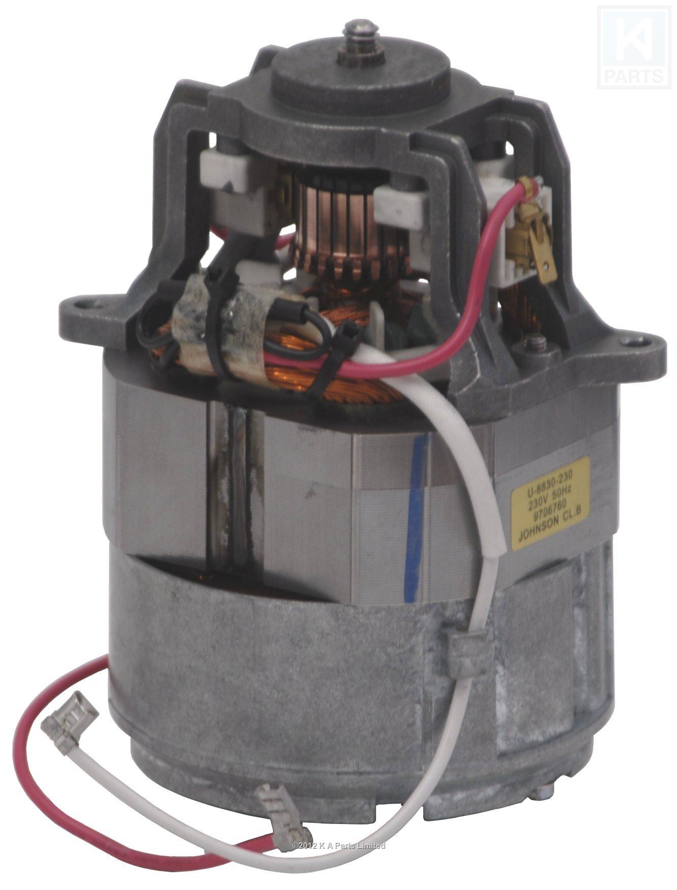 Kitchenaid 9706760 220v Blender Motor Ebay