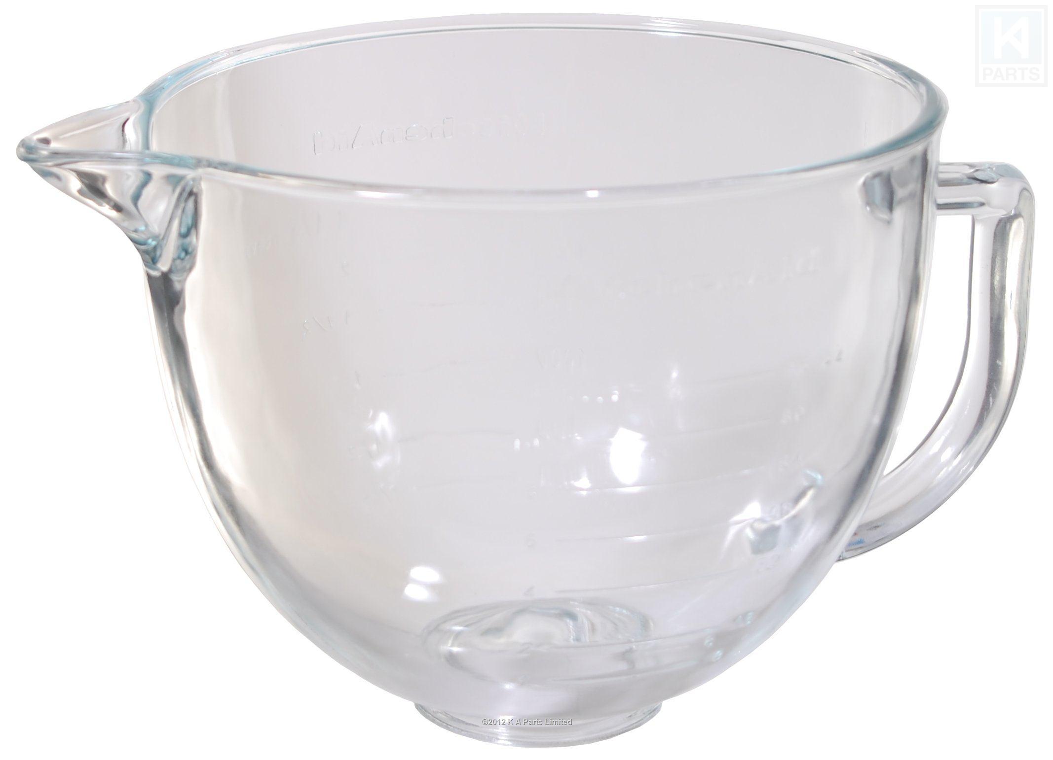 Kitchenaid Mixer 5 Qt Glass Bowl Also Known As K5gb Ebay