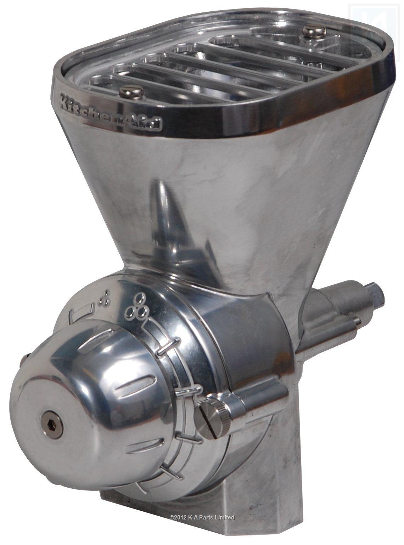 Kitchenaid stand mixer grain mill attachment ebay - Grain mill attachment for kitchenaid mixer ...