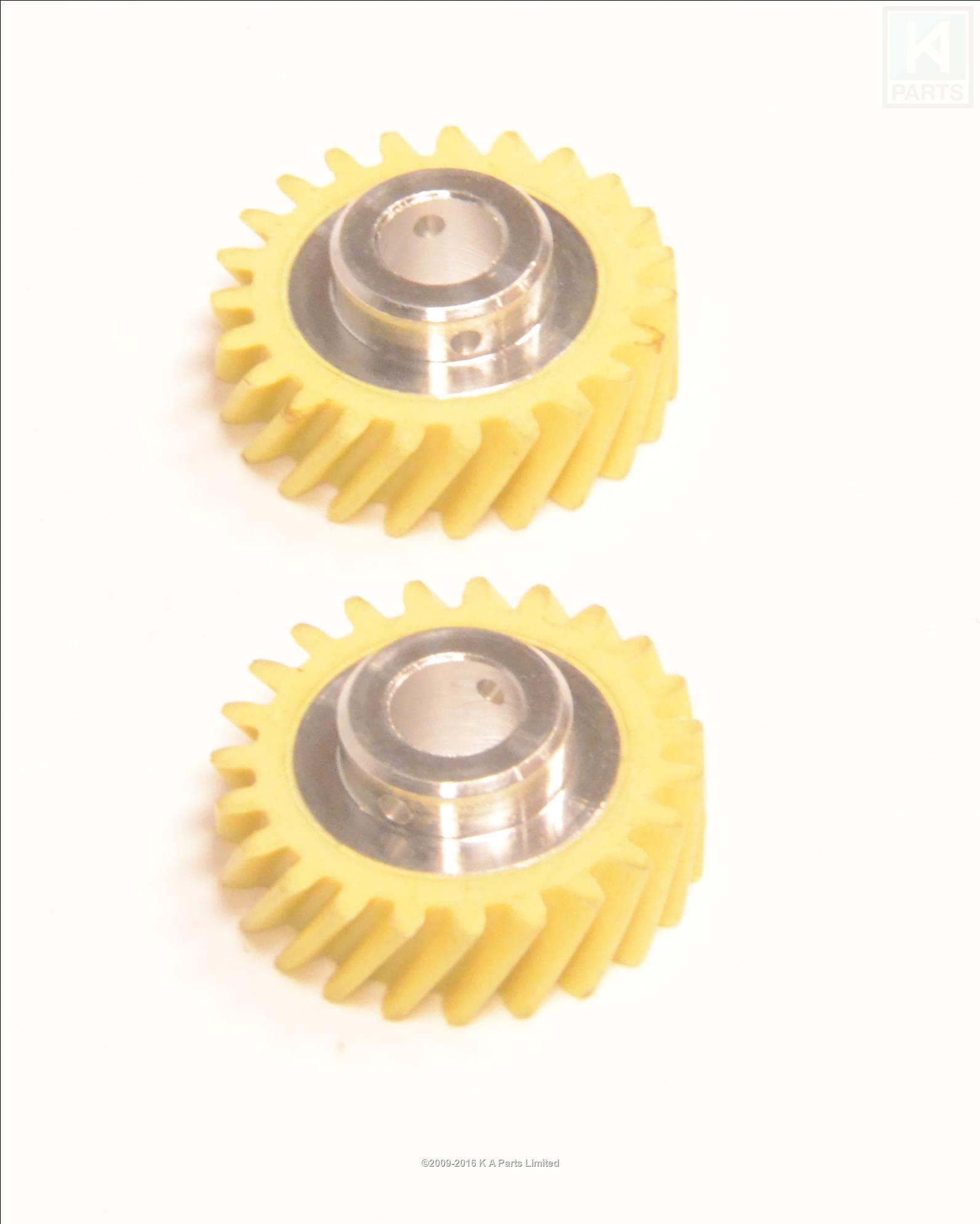 2 kitchenaid artisan mixer genuine spare part worm drive gears repair w10112253 ebay Kitchenaid artisan replacement parts